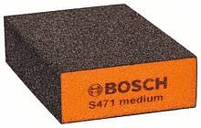 Шліфувальна губка 69х97х26 Medium BOSCH