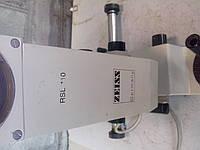 Щелевая Лампа Zeiss RSL110 (запчасти, без линз), б/у