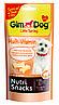 Косточки GimDog Little Darling Multivitamin для мелких пород собак, укрепление иммунитета, 40 г