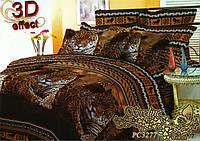 Семейный комплект постельного белья Sveline Tekstil PC3277 (поликоттон)