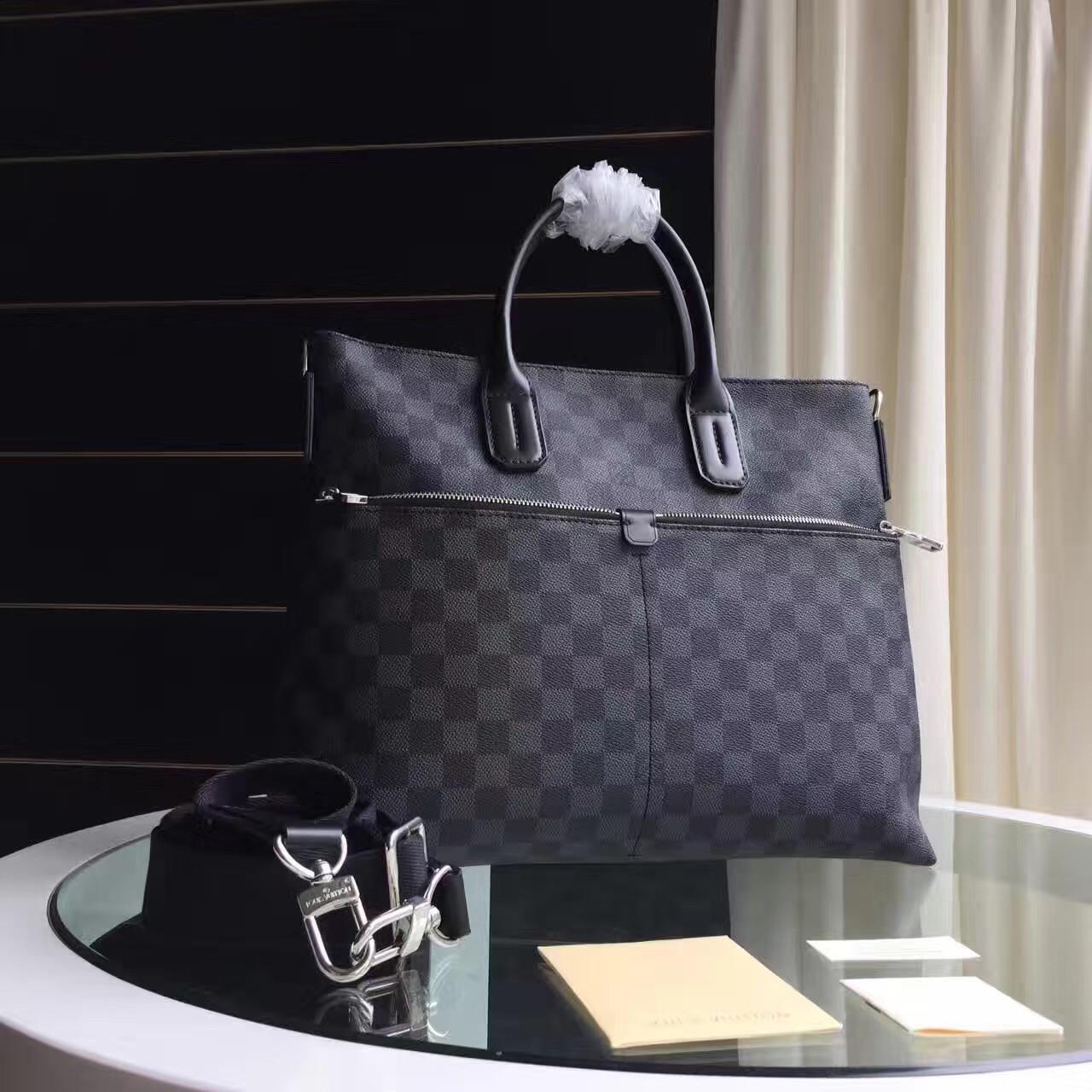 Мужской портфель - купить сумку Louis Vuitton, в Киеве   vkstore.com.ua e8aead39aab