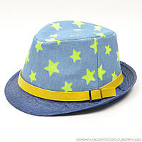 Классическая шляпа Федора (52 см, модель 13)