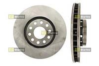 Тормозной диск передний Starline S PB 20020 для Audi A8 (4D2, 4D8) 03.1994-03.1996