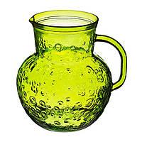 Кувшин для напитков San Miguel Flora 2.3 л., Green
