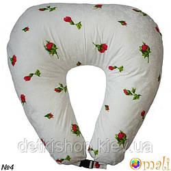 Подушка для кормления Omali (розы)