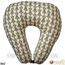 Подушка для кормления Omali (вензеля)