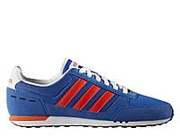 Оригинальные мужские кроссовки Adidas Neo City Racer