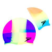 Шапочка для плавания Nover, NVR-105 GS4053629
