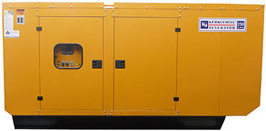 Дизель генератор KJ Power 5KJT 31, фото 2