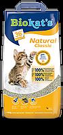 Наполнитель Gimpet Biokat's Natural для кошек глиняный, 10 кг