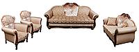 Комплект мягкой мебели Султан Лотос-М
