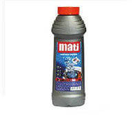Гранулы для чистки труб Mati 500g