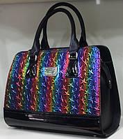 Сумка женская классическая каркасная Fashion  553001-37
