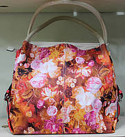 Сумка торба женская Производитель valetta studio Украина Цветы 17-1078-18