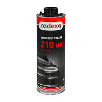 Битумный состав для днища RADEX 210 черный UBS 1Л 260021