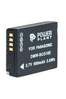 Аккумулятор PowerPlant Panasonic DMW-BCG10 980mAh