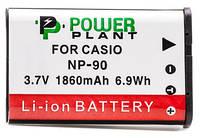 Акумулятор PowerPlant Casio NP-90 1860mAh