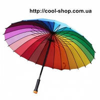 Подарочный зонт Радуга