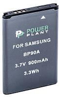 Аккумулятор PowerPlant Samsung BP90A 900mAh