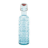 Бутылка Luigi Bormioli Prezioso Blue Bottle 1 л