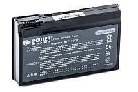 Акумулятор PowerPlant для ноутбуків ACER TravelMate C300 (BTP-63D1, AC-63D1-8) 14.8 V 5200mAh