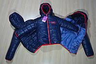 Детская   курточка  плащёвка