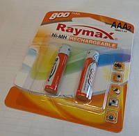Аккумулятор Raymax R03 (800 mAh) Ni-MH