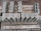 Вибропресс для изготовления фасонных декоративных блоков цена, фото 4