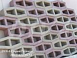 Вибропресс для изготовления фасонных декоративных блоков цена, фото 5