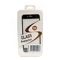 Защитное стекло 3D PowerPlant для Apple iPhone 6/6s Black