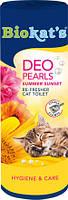 Дезодорант для кошачьего туалета Gimpet Biokat's Deo Pearls Summer Sunset, порошок, 700 г