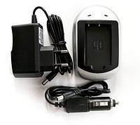 Зарядний пристрій PowerPlant Fuji NP-40, D-Li8, SB-L0737, S004