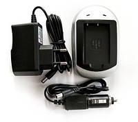 Зарядний пристрій PowerPlant JVC BN-V107U, BN-V114U