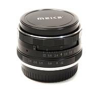 Об'єктив Meike 50mm f/2.0 MC FX-mount для Fujifilm