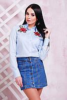 Блуза MarSe 1711 (42-50) Роза