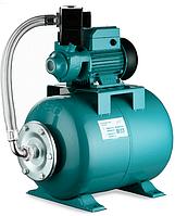 Насосная станция бытового водоснабжения 0,37 кВт H 40 м Q 40 л / мин бак 24 л Aquatica