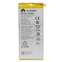 Аккумулятор PowerPlant Huawei Ascend P8 (HB3447A9EBW) 2600mAh