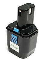 Аккумулятор PowerPlant для шуруповертов и электроинструментов HITACHI GD-HIT-12(A) 12V 2Ah NICD