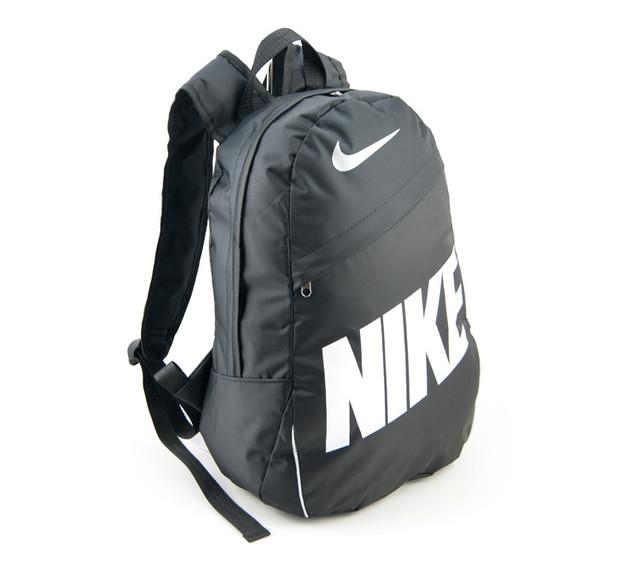 Рюкзак Nike | sm black | вид сбоку