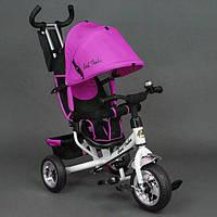 Детский трехколесный велосипед Best Trike 6588 розовый