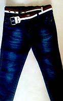 Модные детские джинсы для мальчиков опт