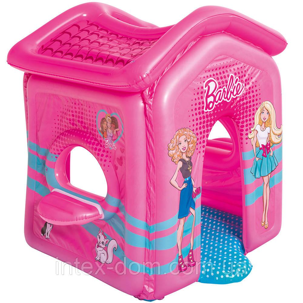Игровой надувной домик Bestway Barbie (93208)