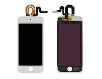 IPod Nano 6-го поколения Дисплей с сенсорным экраном (белый)