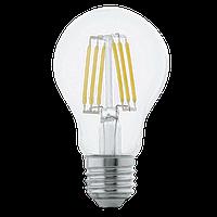 Светодиодная LED лампа Eglo 11501 A60 6W 2700K 220V E27