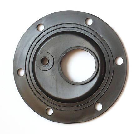 Резиновый уплотнитель для бойлера, под фланец d-125 под 6 болтов, фото 2