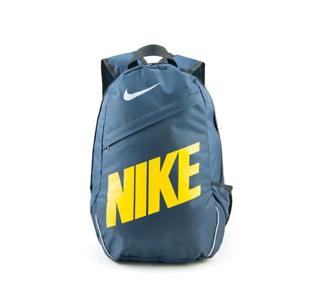 Рюкзак Nike | sm yellow | вид спереди