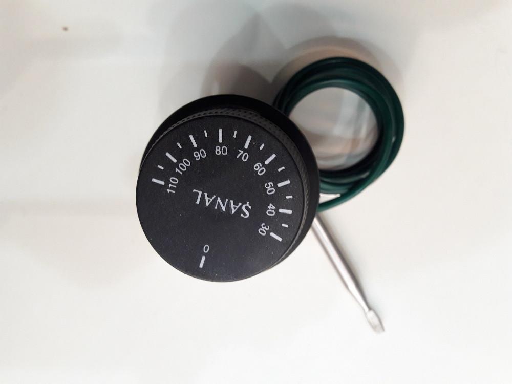 Термостат капиллярный FSTB 16А Tmax = 110°С , длина капилляра 850мм Турция
