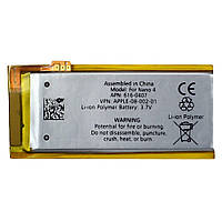IPod Nano 4G АКБ (Аккумулятор) Оригинал