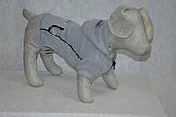Толстовка куртка из флиса для собак