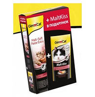 Набор Gimcat Malt-Soft Extra 50 г + Malt-Kiss 40 г в подарок
